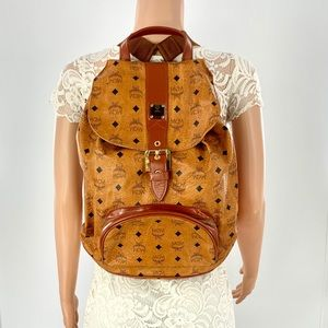 ✨Beautiful Backpack✨ by MCM